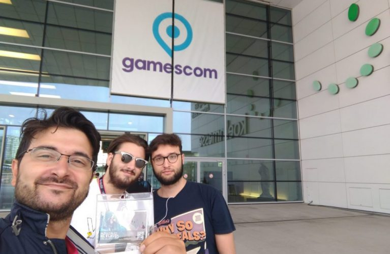 Reverse Time Collapse, Meangrip staff - ISAS Game Academy di Napoli
