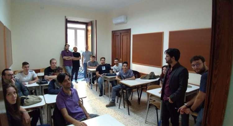 classe corso master videogame design Isas