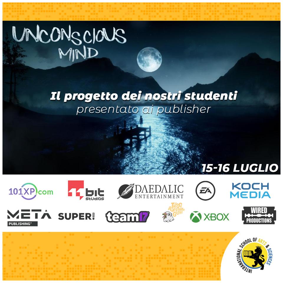 trailer unconscious mind presentazione